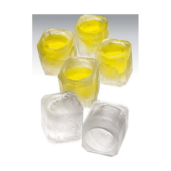 Moule pour verre de glace