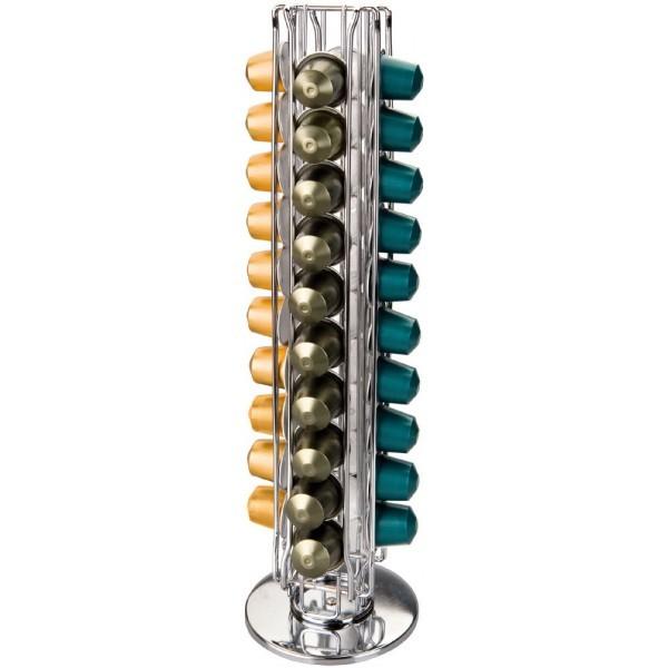 Revolving dispenser for coffee capsules Tambora