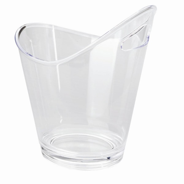 Acrylic wine cooler with handle (4,5l)