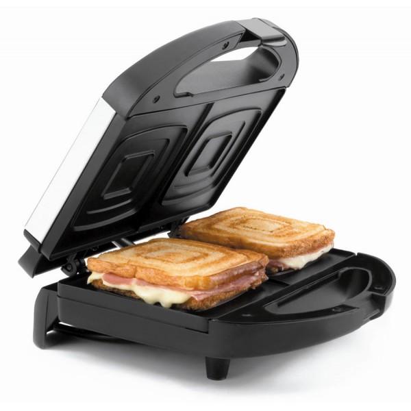 Sandwich tostapane fette quadrate