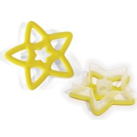 Star cookie cutter Silikomart