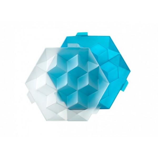 Ice cube grande azul Lékué