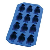 Slim penguins ice cube tray Lékué
