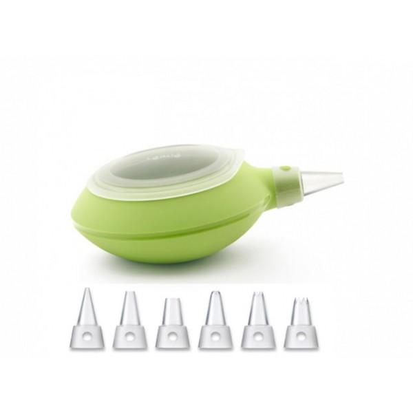 Decomax verde + 6 boquillas Lékué
