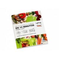 Livre recettes de la cuisine à la table en 10 minutes