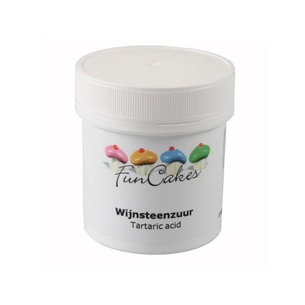 Acide Tartrique Funcakes 100gr