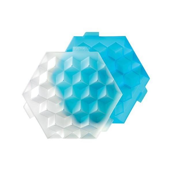 Ice cube blue Lékué
