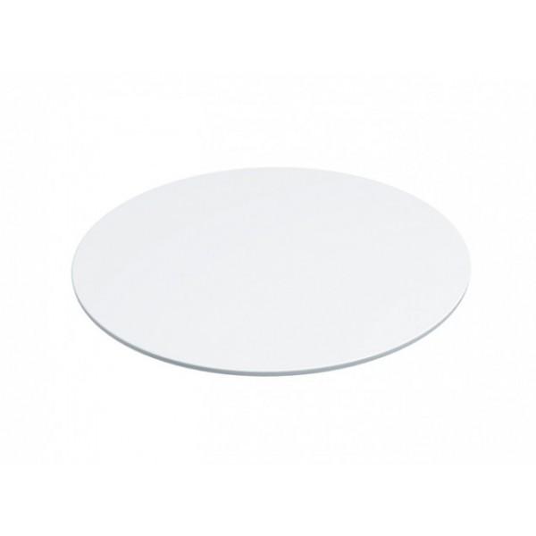 Round en céramique plat 23 cm moule Lékué