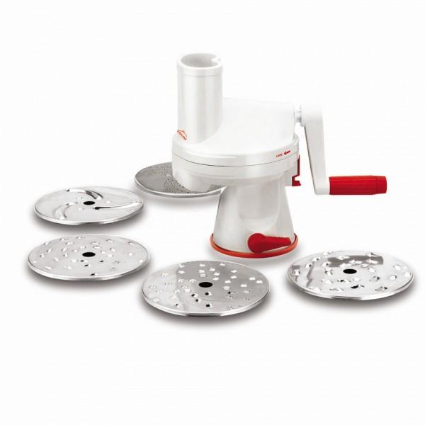 Conjunto cortador a manivela (5 discos)