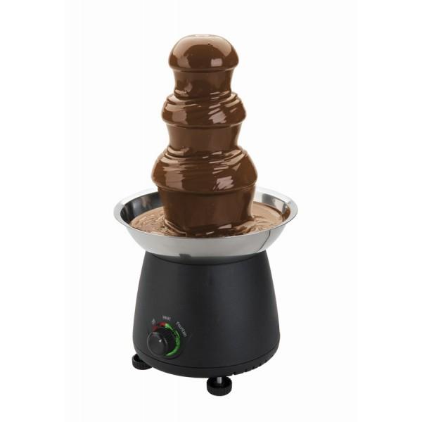 Fontana di cioccolato 3 piani 190w (1/2l )