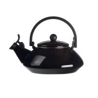 Black zen teapot Le Creuset 1,5 l