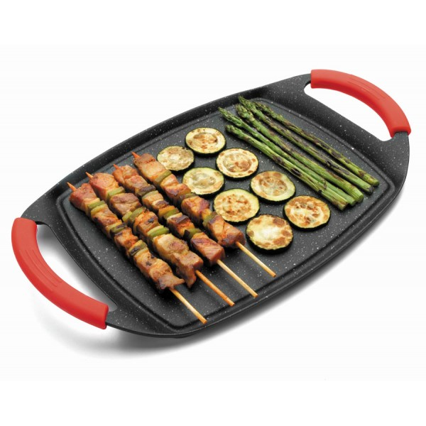 Grill plate (29x22,5 cm)