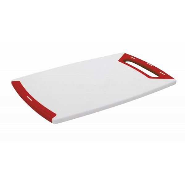 Polyethylene cutting board (42x25,5x1 cm)