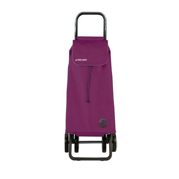 Shopping trolley cart pack Mf logic bassi dos+2 4 wheel