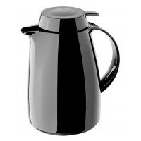 Black thermo jug Servitherm 1 l