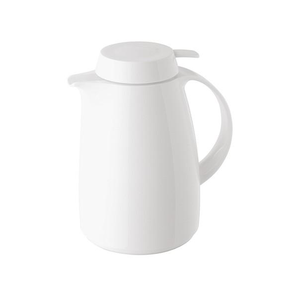 Pichet thermo blanc Servitherm 1 l