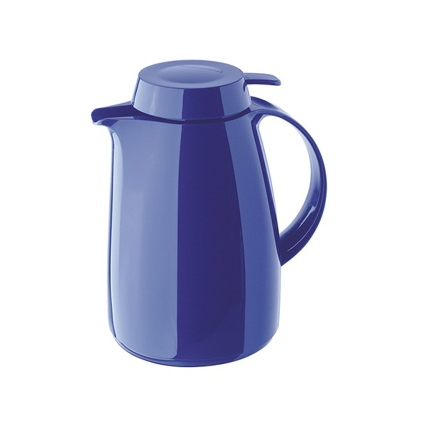Blue thermo jug Servitherm 1 l
