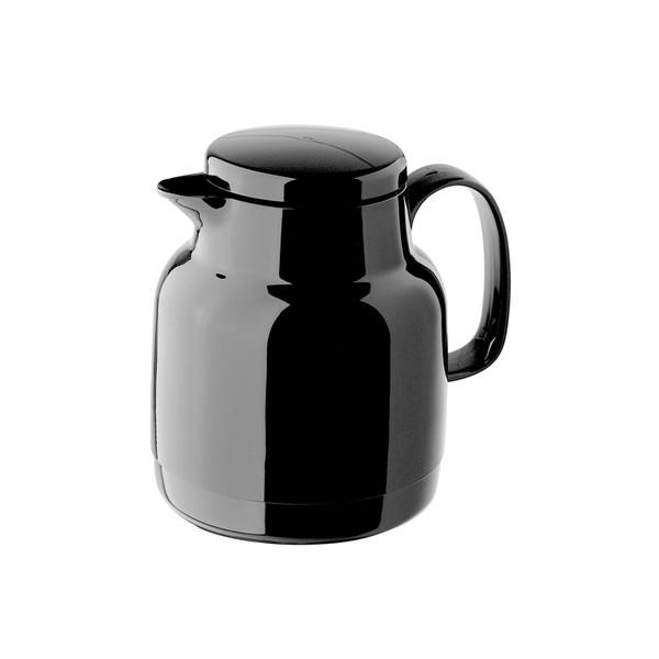 Black thermo jug tea 1 l