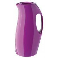 Purple thermo jug Ciento design 0,9 l