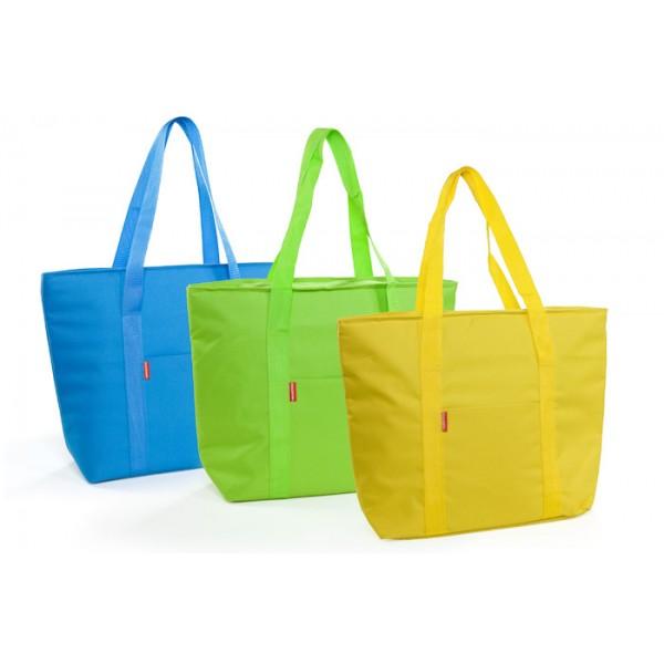 Thermal bag with gel pack