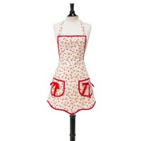 Child´s retro cherriess apron Jessie Steele