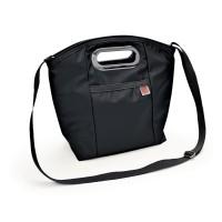 Black Lady Lunchbag cool bag