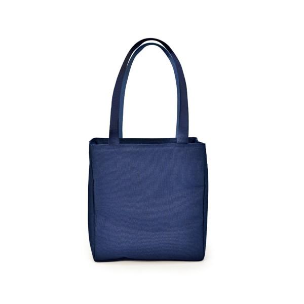 Sac isotherme Shopper Lunchbag bleu