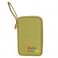 Baby Lunch borsa termica verde + tupperware 450ml