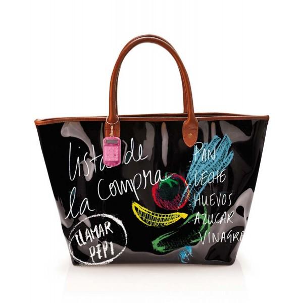 Bolsa isotérmica Market Bag en español Iris Barce