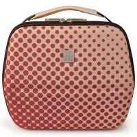 Beige Lunchbag Eva In Milan cool bag