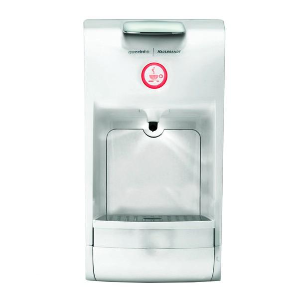 19bar Guzzini white coffee machine