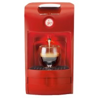 19bar Guzzini red coffee machine