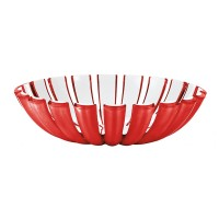 Grace red basket Guzzini