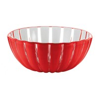 Grace red salad bowl 20 cm Guzzini