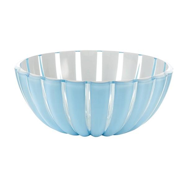 Cestino Grace 12 cm blu Guzzini