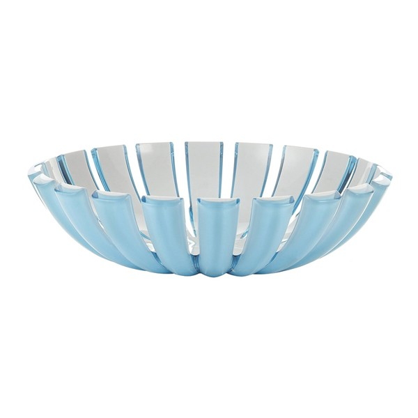 Grace blue basket Guzzini