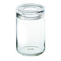 Glass storage jar Latina 1,5 Kg Guzzini
