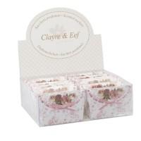 Odore bag rose 11x7 cm tonalità naturale