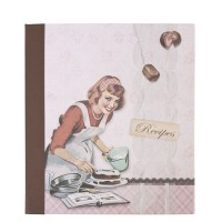 Recipe book 20x23 cm