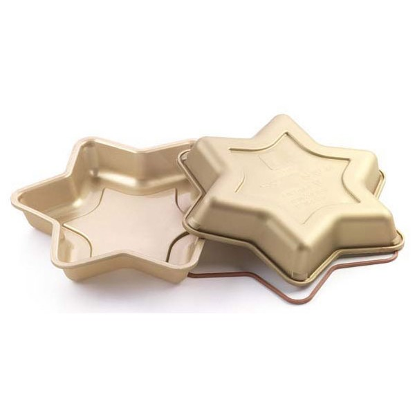 Molde silicona estrella dorada Étoile Silikomart