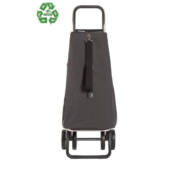 Carrello spesa portatile Ecomaku logic carbone 2+2 4 ruote