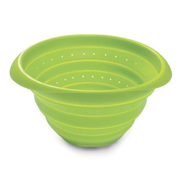 Passoire pliable Lékué 23 cm vert