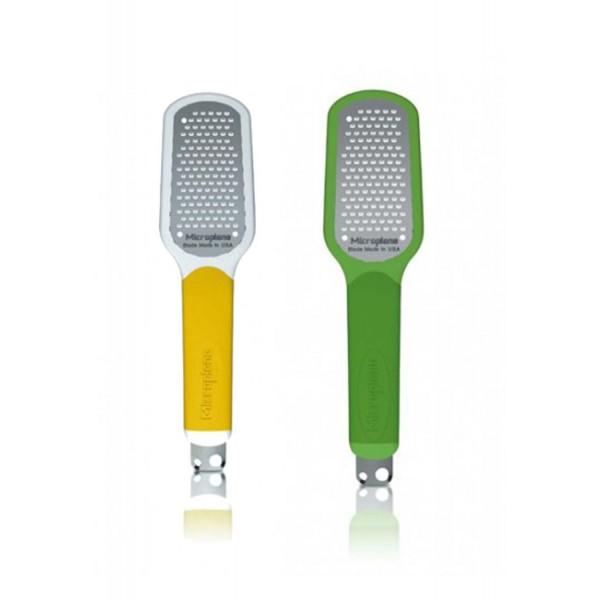 Rallador para cítricos verde/ amarillo