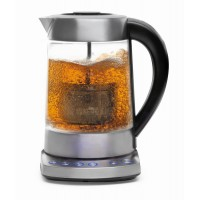 Electric kettle with filter (1,70 lt. - 2.200 w)