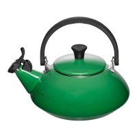Green rosemary zen teapot Le Creuset 1,5 l
