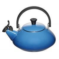 Blue marseille zen teapot Le Creuset 1,5 l