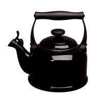 Black teapot demi Le Creuset 1,1 l
