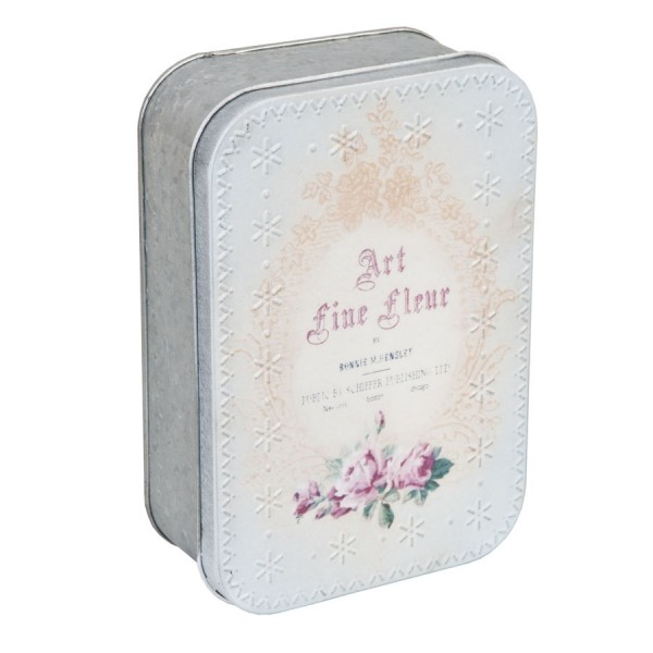 Box 20x13x6 cm white