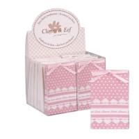 Odore bag rose 8x2x12.5 cm rosa