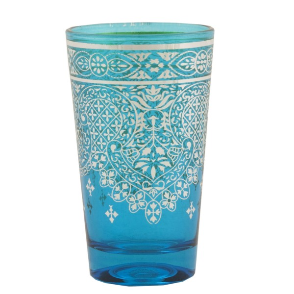 Bicchiere ø 4x9 cm argentato
